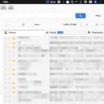 フリーの Mac 用 Gmail クライアント、Go for Gmail