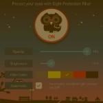 Android の多機能ブルーライトカットアプリ Night Owl