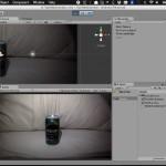 Unity で Web カメラを使用する