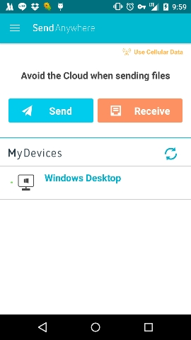 send-anywhere-mydevices
