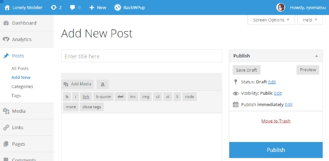 wordpress-fancy-admin-ui