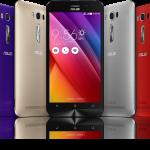 ASUS, ZenFone シリーズの Zenfone 2 Laser 発表
