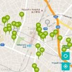 近所の無料 Wi-Fi を探せるアプリ WifiMapper