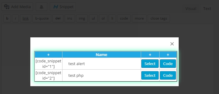 wordpress-code-snippets-extends-insert-to-post