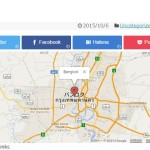 WordPress で簡単にレスポンシブ対応の Google Map を表示するプラグイン Responsive Styled Google Maps Simplified