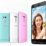 ASUS, ZenFone シリーズの新機種 ZenFone Selfie 発表