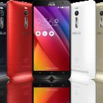 ASUS SIM フリー端末の Zenfone 2を3機種発表