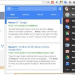 Google のヘビーユーザなら入れておくべき Chrome 拡張機能, Black Menu
