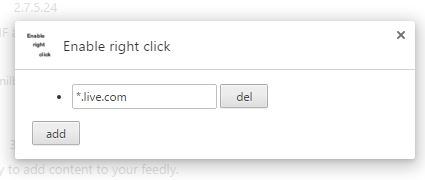 chrome-enable-right-click-option