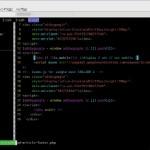 Vim のサイドバーにファイル一覧を表示する NERDTree プラグイン