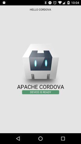 hello-cordova