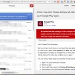 Google Chrome でオフライン時にもメールを確認できる Offline Gmail