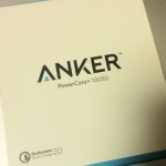 Anker PowerCore+ 10050 を購入した