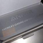 Anker の USB ケーブル, PowerLine+ Micro USB と Micro USB - Type-C 変換アダプタを購入