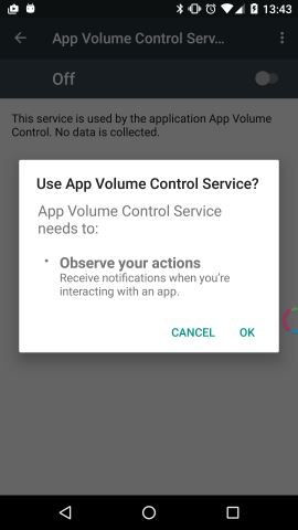 android-app-volume-control-service