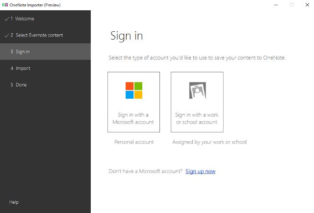 evernote-to-onenote-sign-in