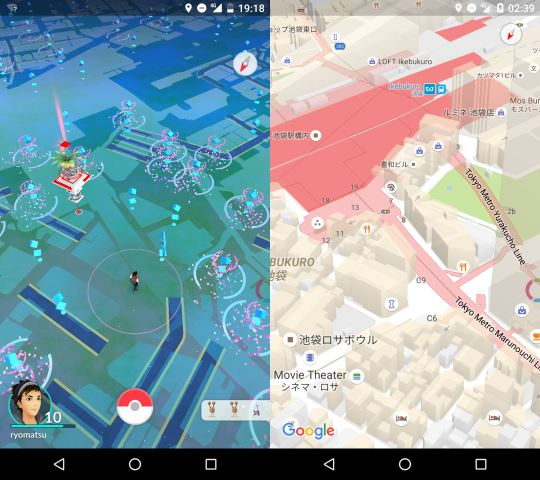 pokemon-go-at-ikebukuro-with-google-map