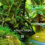 環境音を流して快適な睡眠を得る Android アプリ White Noise Lite