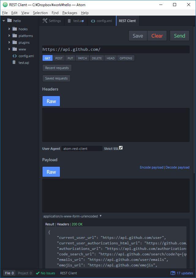 atom-rest-client
