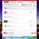 ネットラジオを聞く為の Mac アプリ myTuner Radio Free