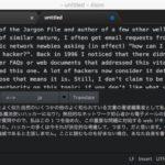 Atom に翻訳機能を追加する Translator パッケージ
