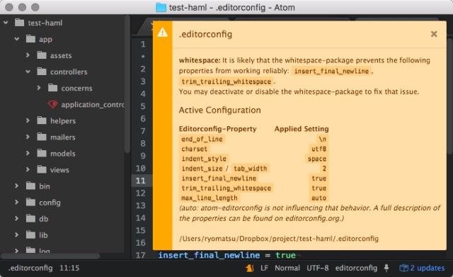 atom-editorconfig