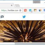 Chrome に一番上までスクロールするボタンを表示する拡張機能 Scroll To Top