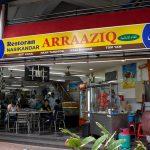マレーシアのローカル飯屋 Nasi Kandar でカレーを食す