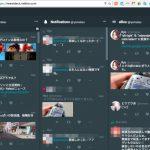 TweetDeck をカッコよくする Chrome の拡張機能 ModernDeck
