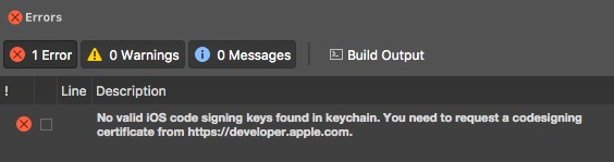xamarin-iphonesimulator-build-results-in-no-valid-ios-code-signing-keys-found-in-keychain