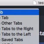 Atom のタブをピン出来るようになるパッケージ Pinned Tabs