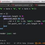 Atom で Ruby のブロックを見やすくするパッケージ ruby-block