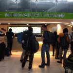 バンコクのスワンナプーム空港で AIS のプリペイド SIM を購入した