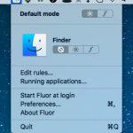 Mac でアプリ毎にファンクションキーの挙動を切り替える Fluor