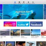 世界中の WEB カメラを見る為の Mac アプリ Webcam World View - Watch Streams Online