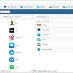 GMail や Slack, Skype 等メール/チャット系サービスを一括管理するマルチプラットフォーム対応アプリ Rambox