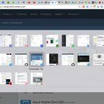 Google Chrome のタブ切り替えをグラフィカルにできる拡張機能 Switch Tabs