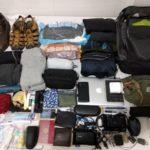 東南アジア旅行の荷物でいるモノいらないモノ