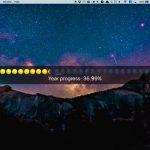 年/月がどのくらい経過したかを表示する Mac アプリ DaysPast