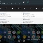 Android の通知欄から音量調節を行えるようにするアプリ Volume Notification