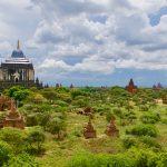 世界三大仏教遺跡の一つであるバガンへ行ってきた