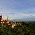 ミャンマー第二の都市マンダレーへ行ってきた