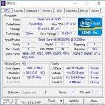 CPU-Z を使って Windows 機の CPU やグラボの情報を見る