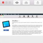 Mac でスクショを撮って編集や共有するのに便利なアプリ ShotBox