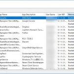 Windows でネットワークの利用状況を確認するフリーソフト NetworkUsageView