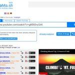 Youtube の動画に流れてる音楽を調べる Web サービス MooMa.sh