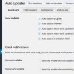 WordPress のプラグインやテーマなども含め自動更新するプラグイン Companion Auto Update
