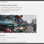 ストリートビューを WordPress に表示するプラグイン Shortcode for Google Street View