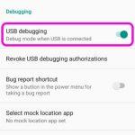 Android 端末から APK を adb pull で取得する