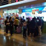 バンコクのドンムアン空港で dtac の無制限プリペイド SIM を購入した